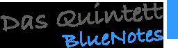 Quintett BlueNotes Logo